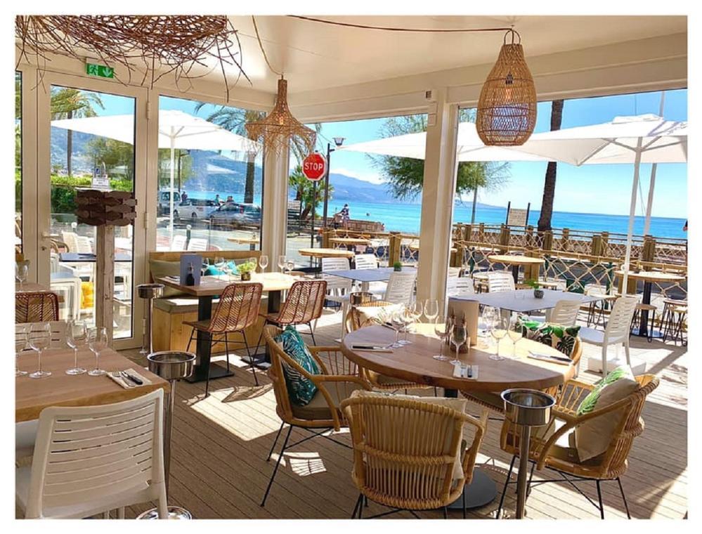 Restaurant Madame Bleue