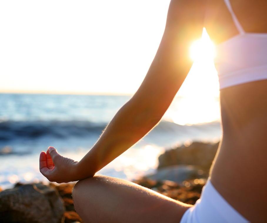 Cours de yoga en ligne avec Delphine