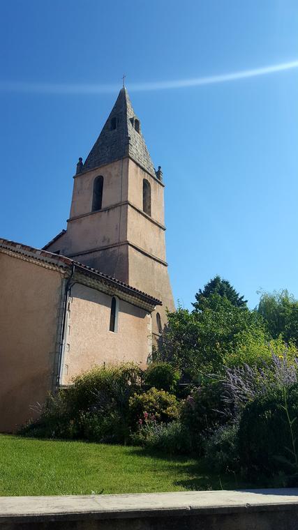 Village perché du Poët
