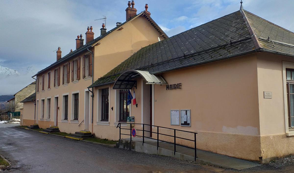 Mairie de Poligny