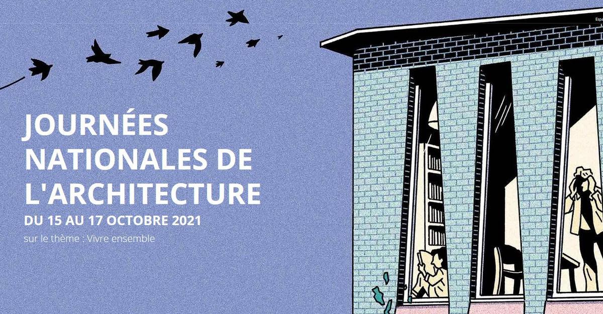 Journees Nationales de l'Architecture Marseille
