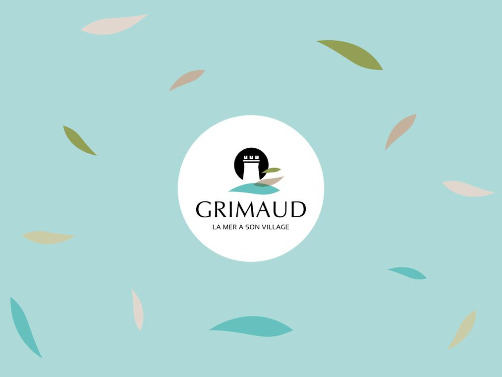 Logo Grimaud Tourisme