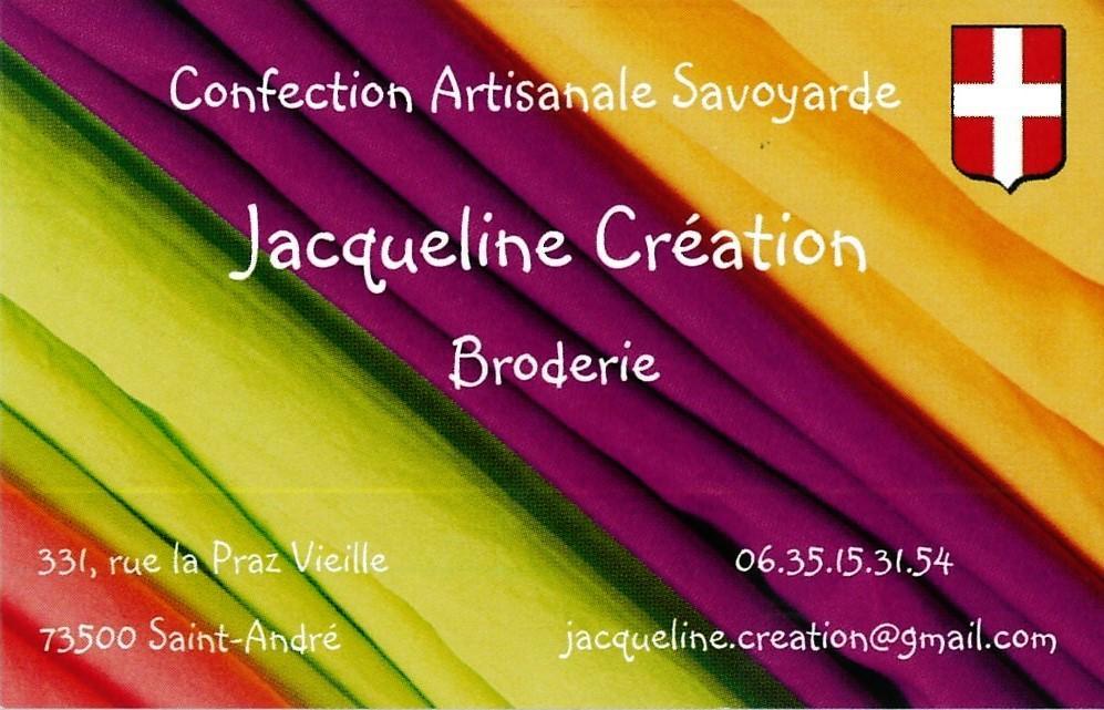 Jacqueline creation