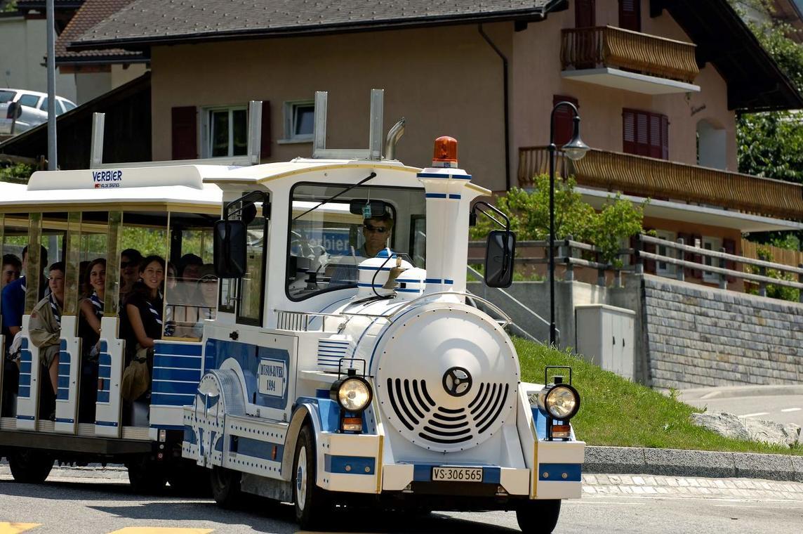 Train des combins Verbier-Val de Bagnes
