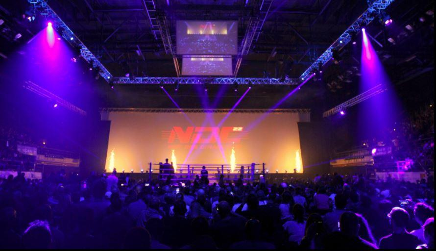 Nuit des Champions Kick Boxing Marseille