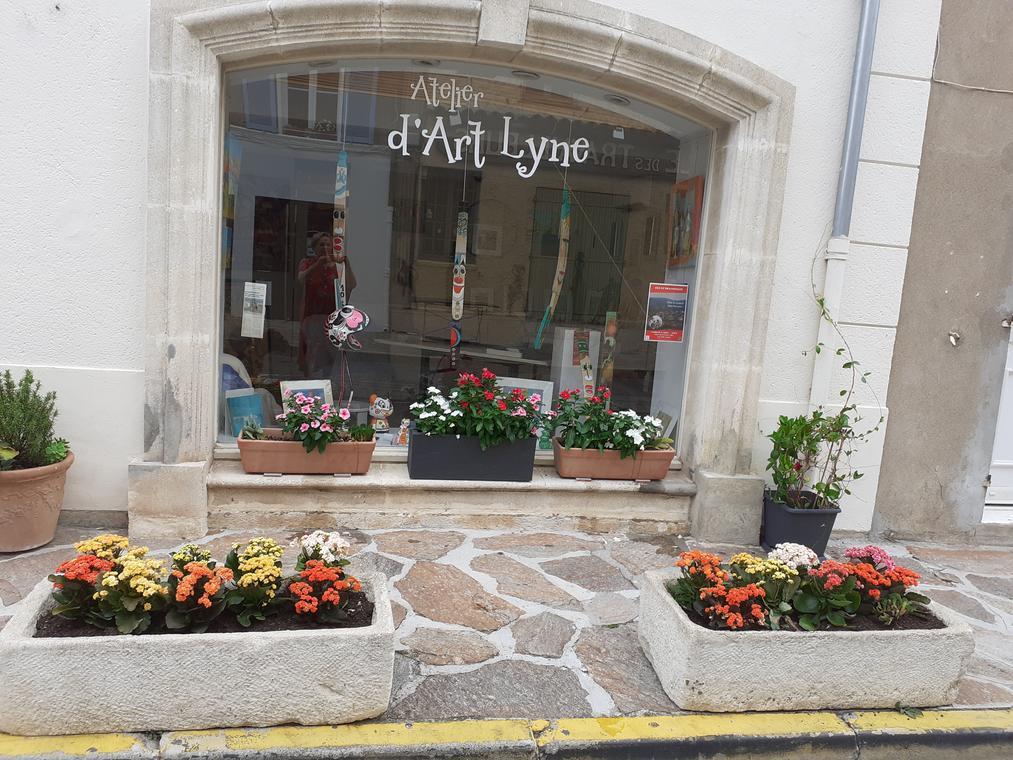 Atelier d'art Lyne