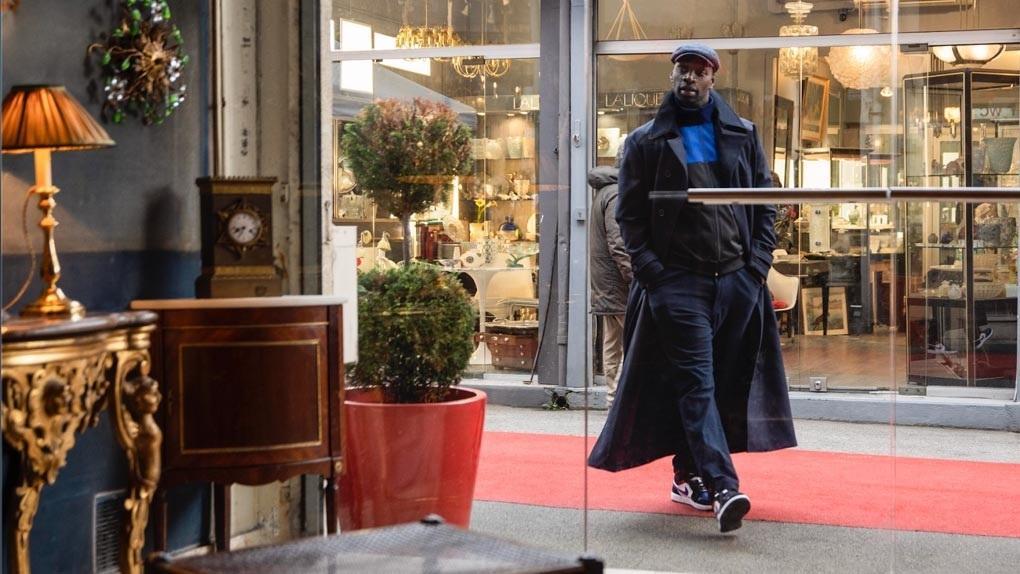tournage Arsene Lupin (c) Gaumont télévision