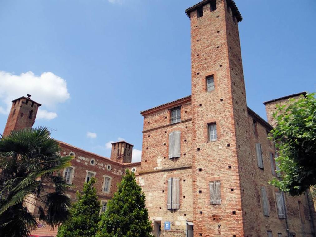 Chateau Richard Coeur de Lion - St Nicolas de la Grave