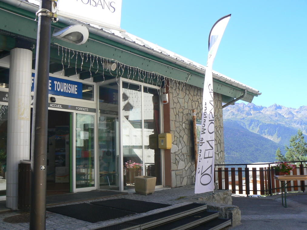 Office de Tourisme d'Oz-en-Oisans