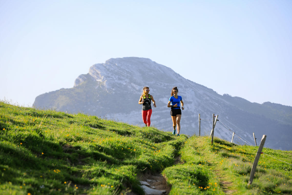 """Trail """" Col de Porte"""""""