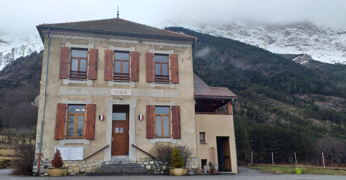 Mairie du Glaizil