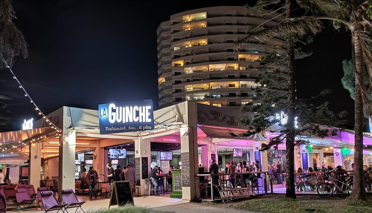 La Guinche, bar-restaurant