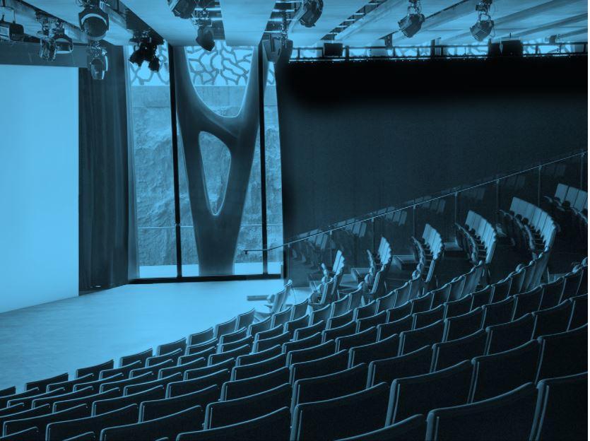Auditorium Mucem Marseille