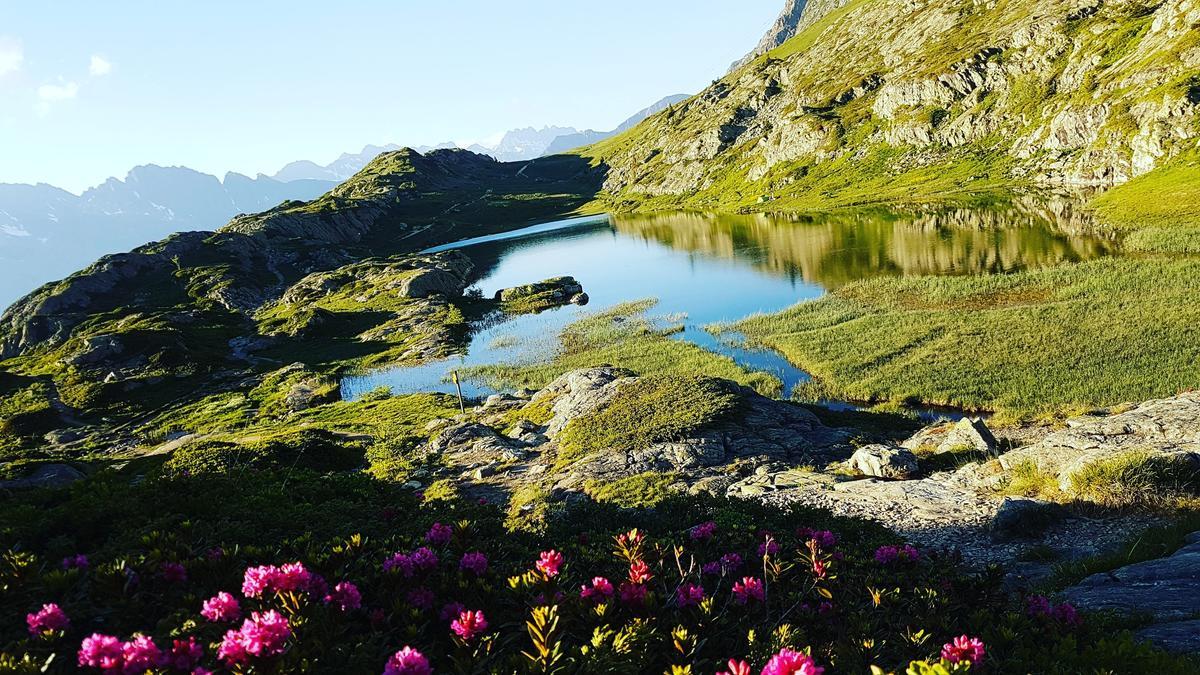 Lac Faucille