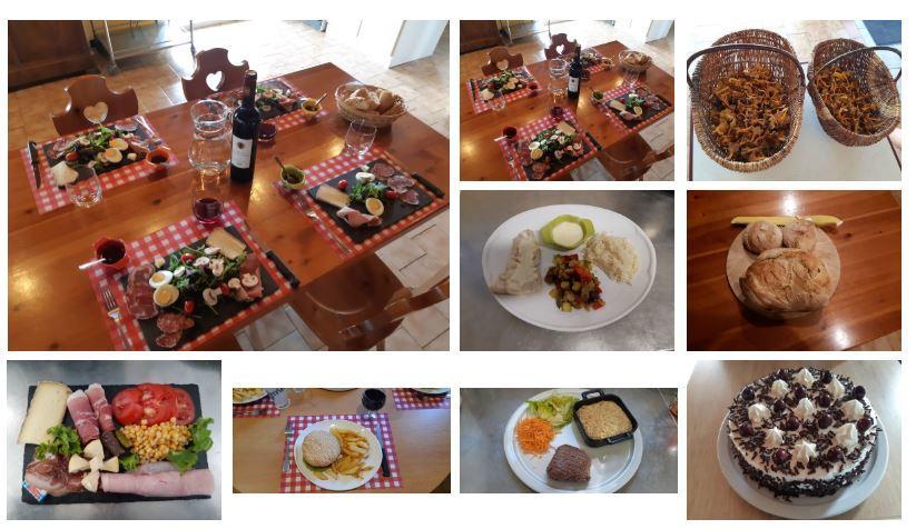 Restaurant du gîte des Robines