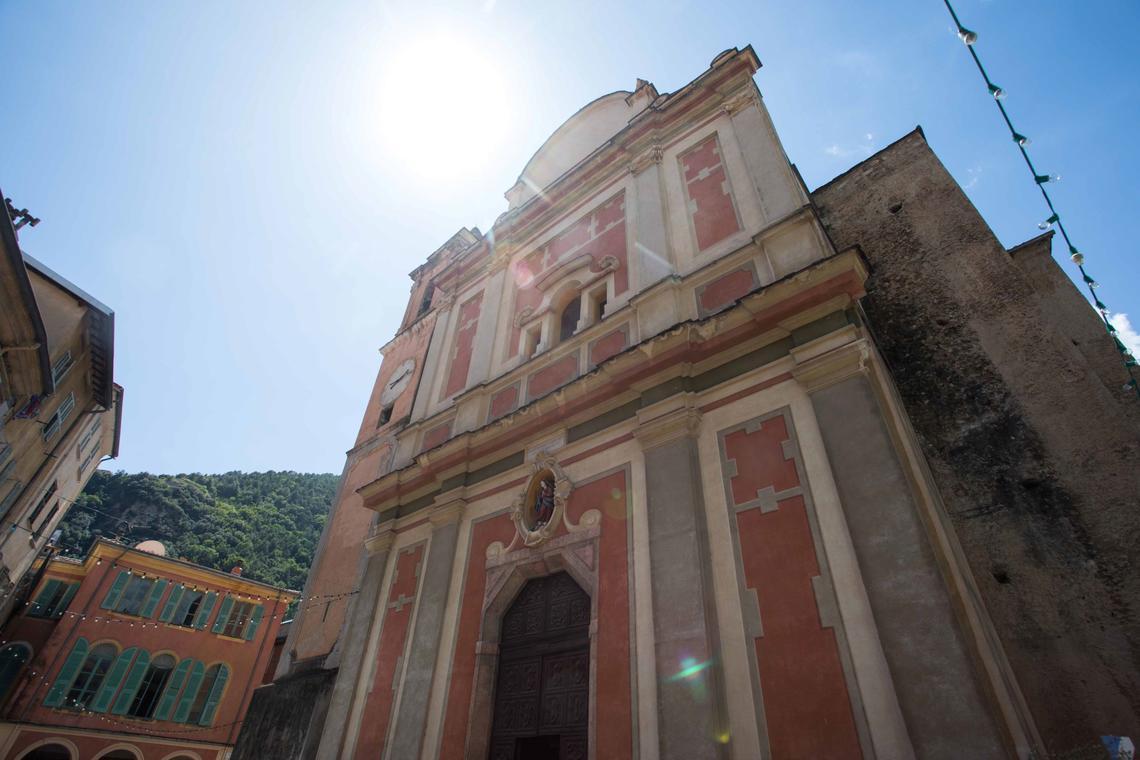 Clair-Obscur à Santa Maria in Albis
