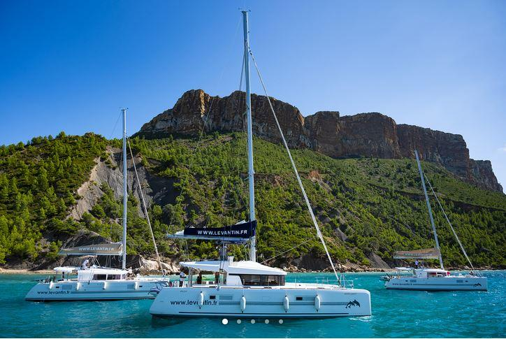 Levantin Catamaran Marseille