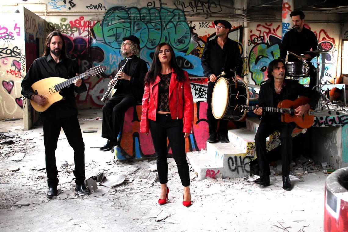 Concert groupe Art Vida Hyères centre