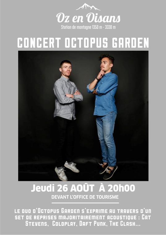 Concert Octopus Garden