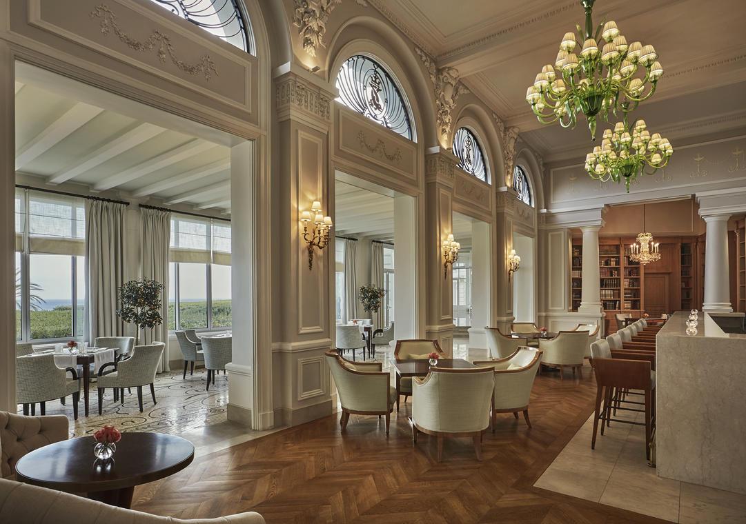 Le Bar - Grand-Hôtel du Cap-Ferrat, A Four Seasons Hotel