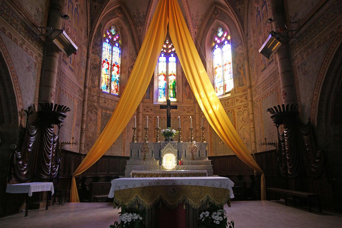Eglise ND du Mont Carmel