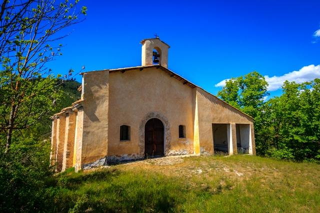 Chapelle Saint Jean de Barrême