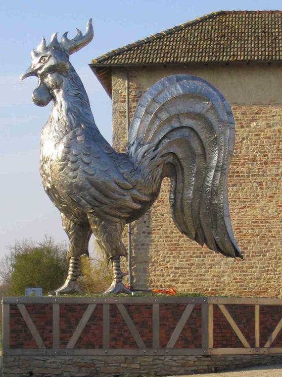 Coq géant de Mantenay