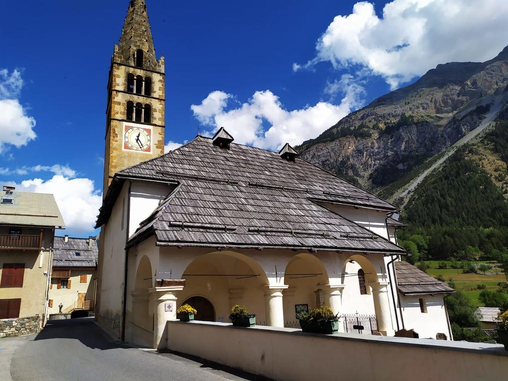 Eglise Saint Claude de Val des Prés