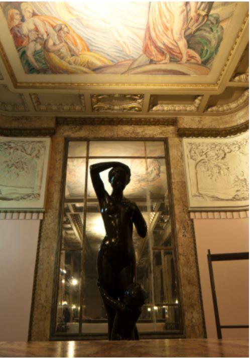 Foyer de l'Opéra