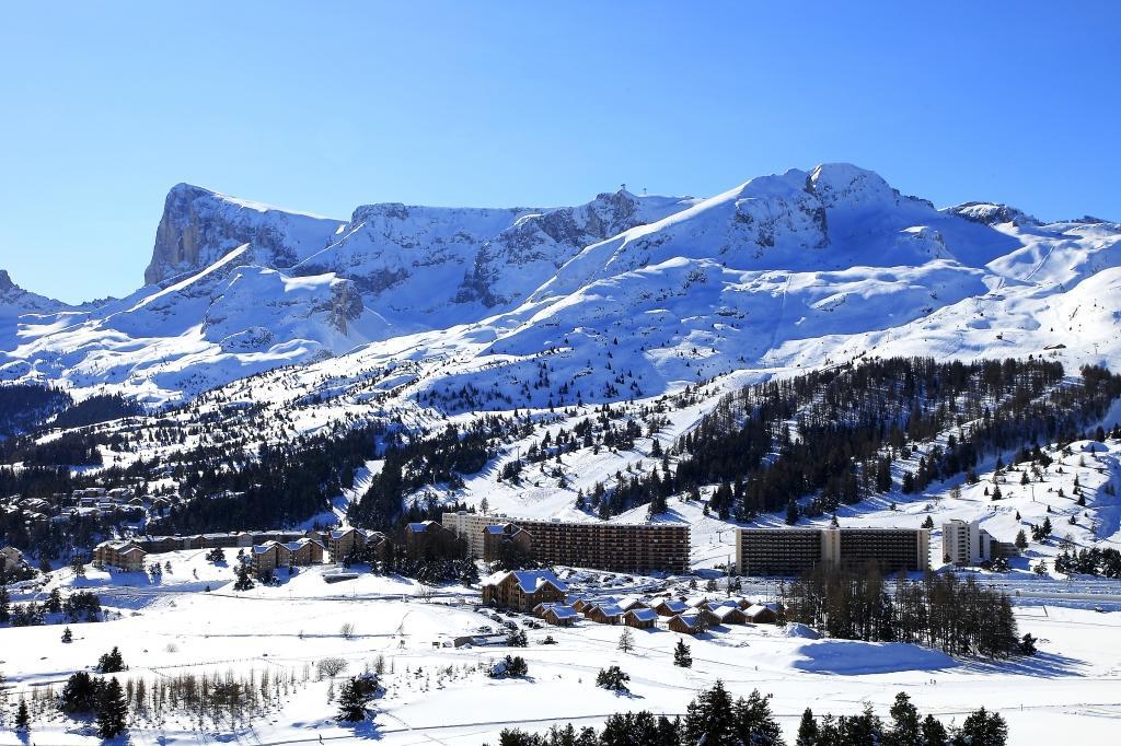 Superdévoluy au cœur des Hautes-Alpes, Alpes du Sud