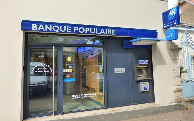 Banque Populaire Photo