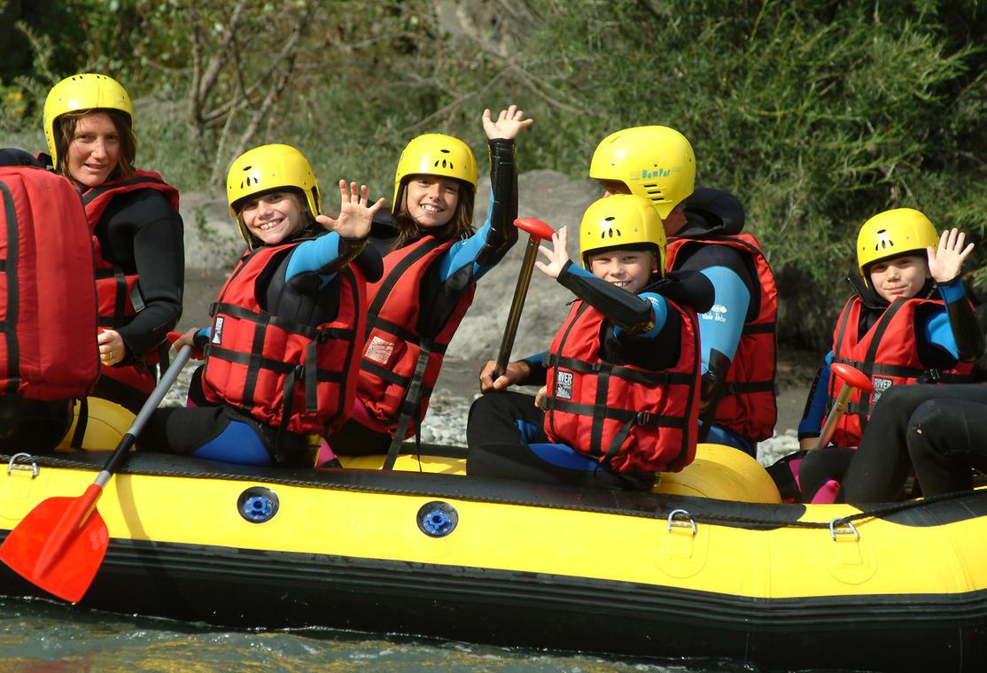 Aqua'Rider Rafting : baby raft