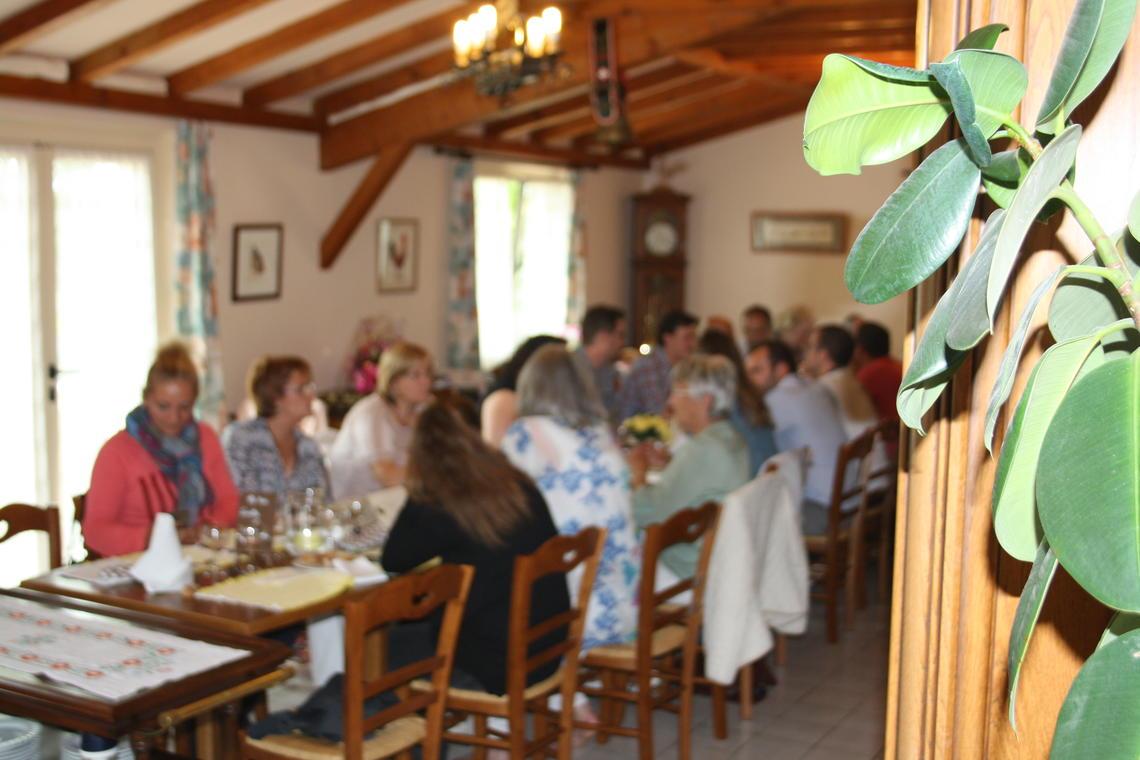 Ferme Auberge du Poirier à Montrevel en Bresse