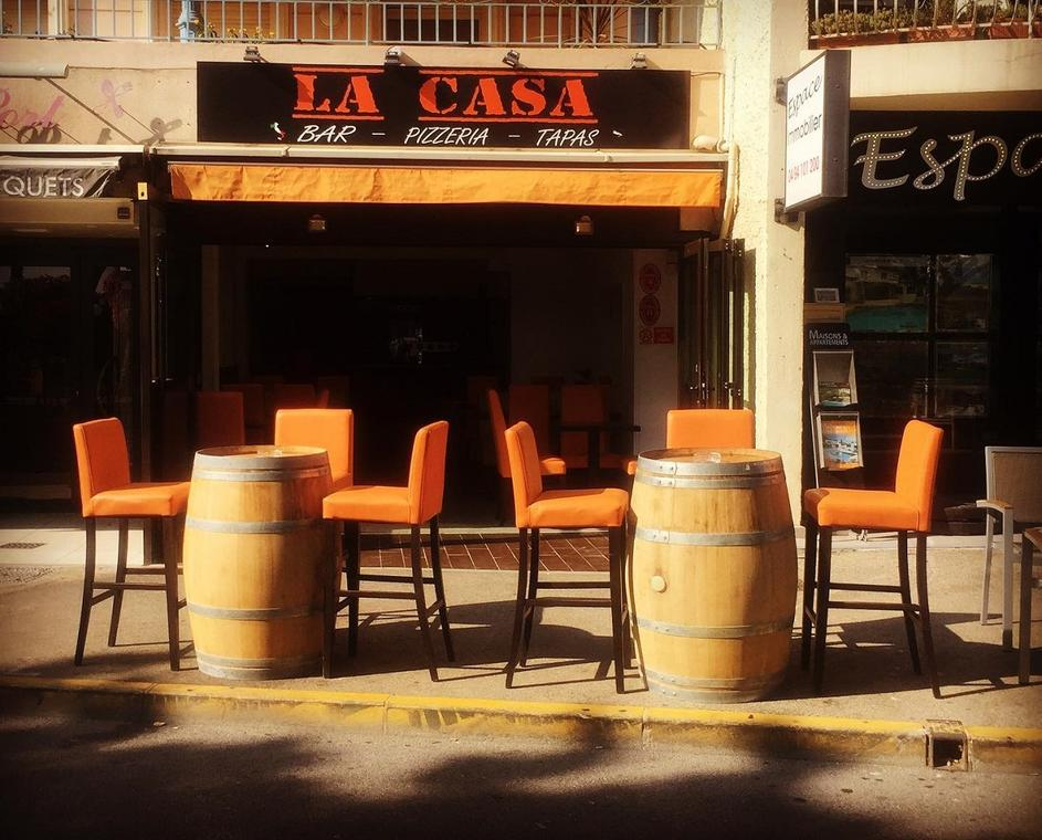 La Casa- restaurant - Sanary sur Mer