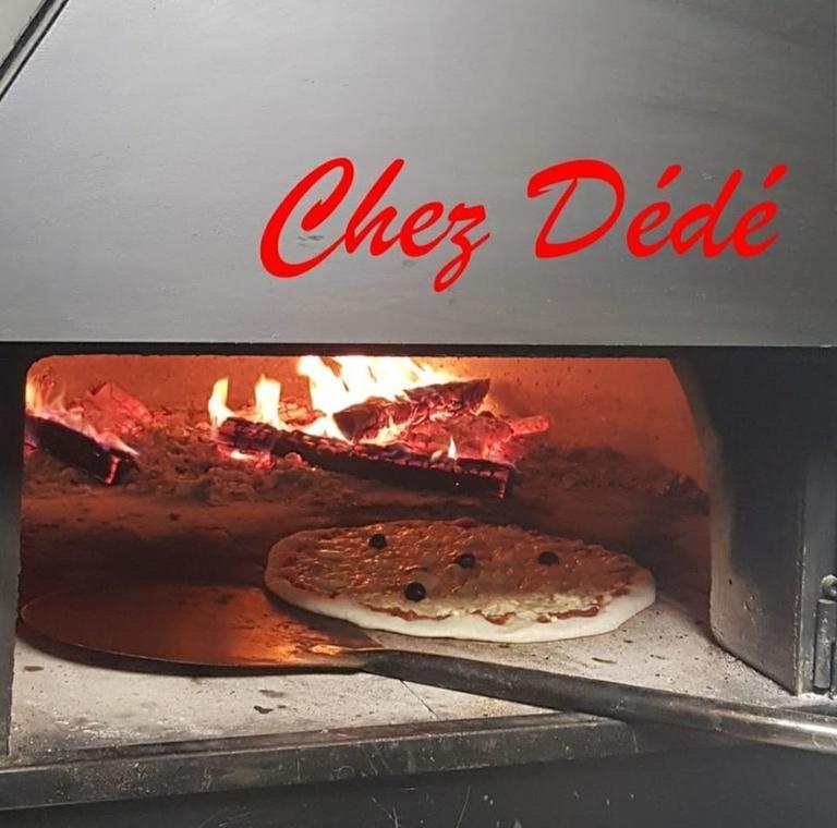Chez Dédé pizzas