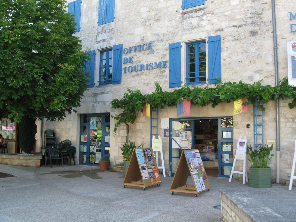 Office de Tourisme de Montpezat-de-Quercy