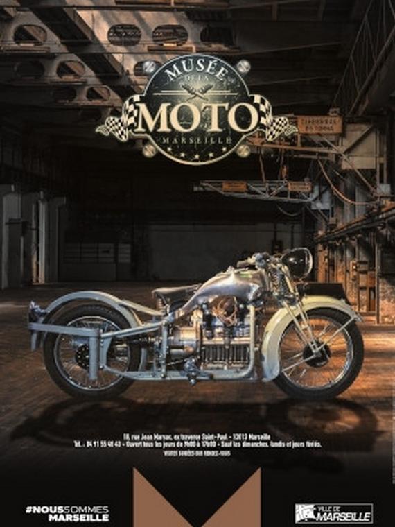 Collections permanentes du Musée de la Moto