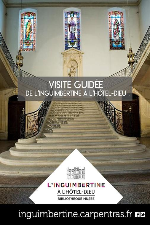 Visite guidée Inguimbertine