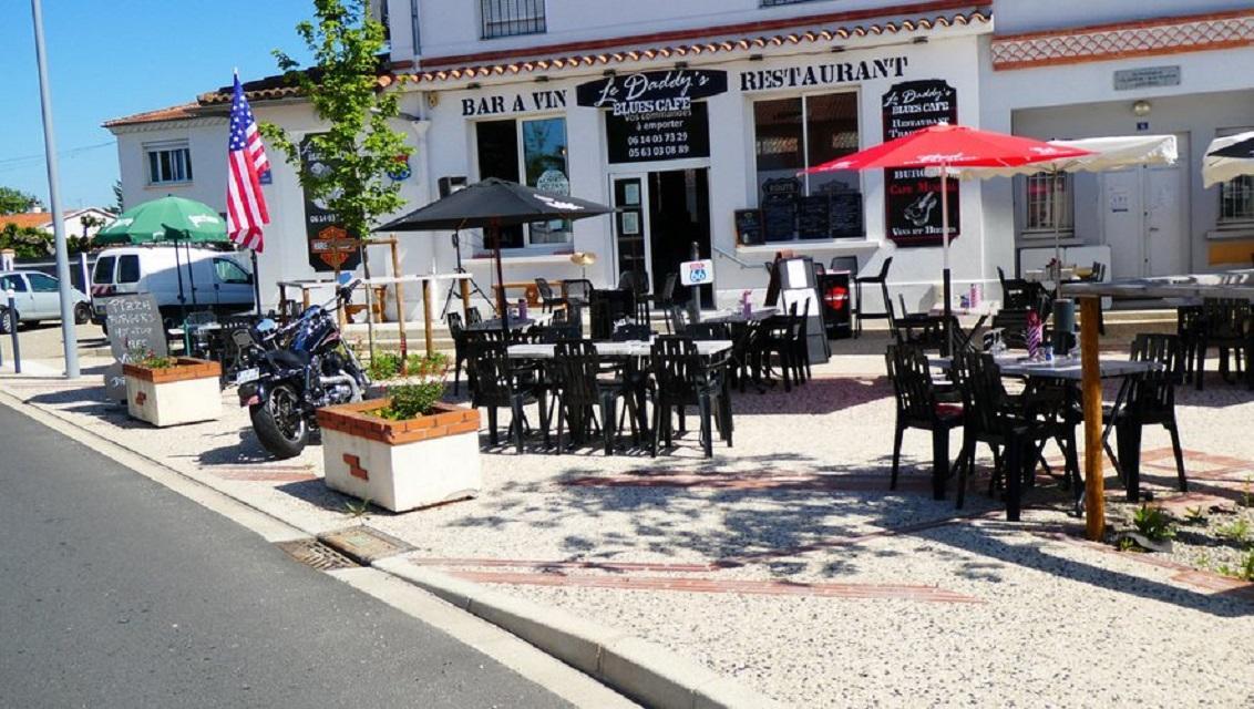 Daddy's Blues Café Reyniès