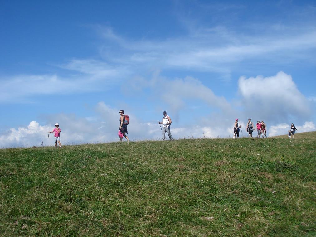 Mont Saleve en marche