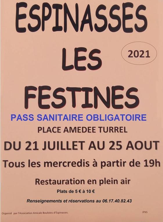 Les Festines 2021