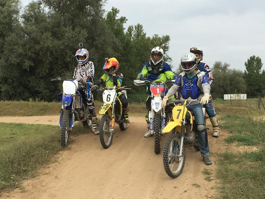 Activité moto