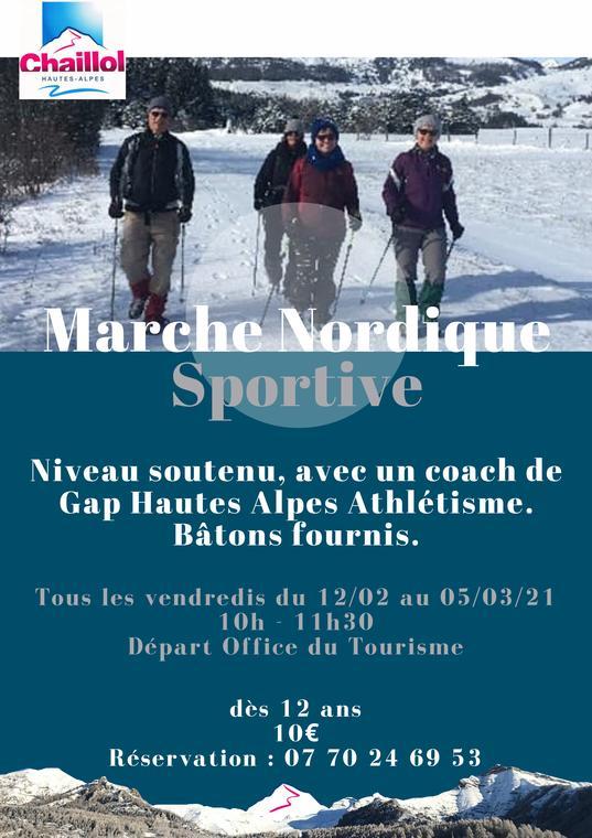 Marche Nordique Sportive