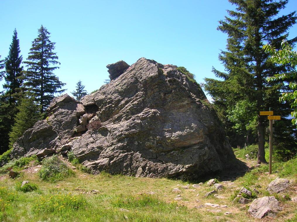 Le Gros Caillou - Belledonne