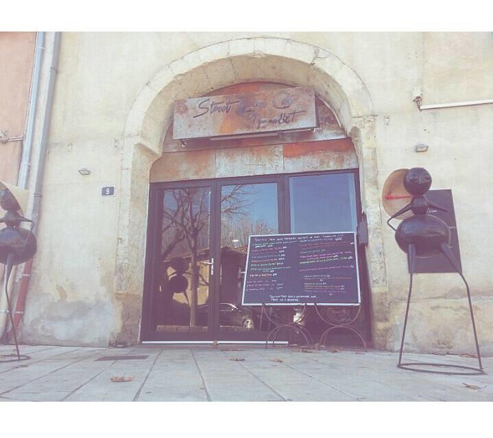 Street Food Café