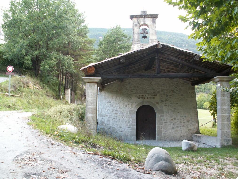 Chapelle de Vérimande