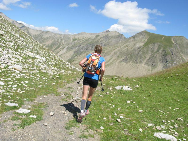 Trail avec Marc Blancard