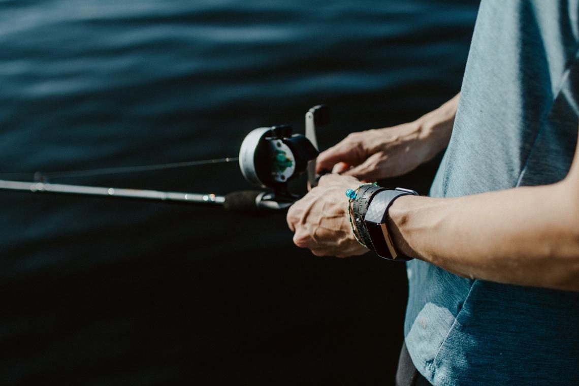 Sortie de pêche en bateau