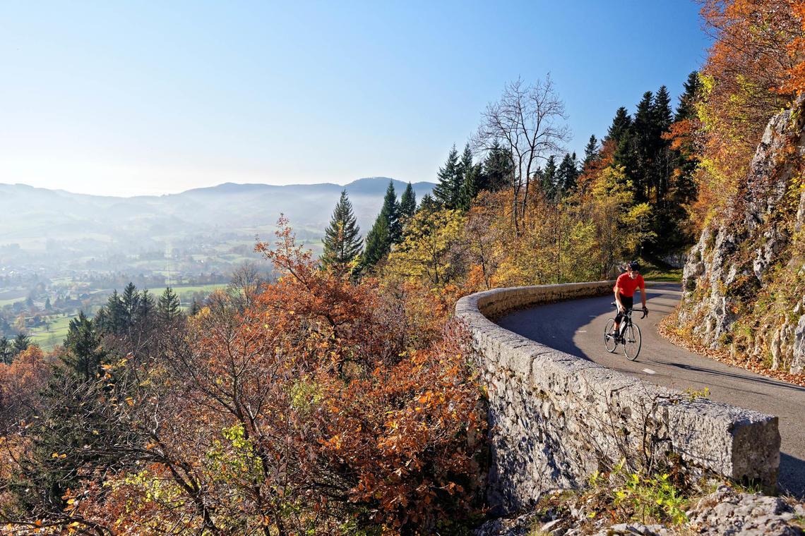 Tour du Mont Grelle