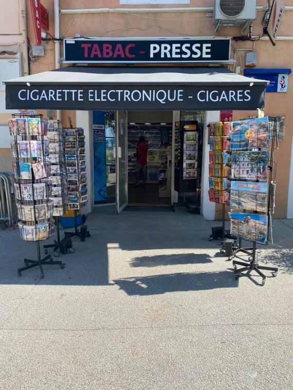 Tabac Presse Bagnols